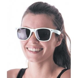 Lunettes Blues blanches
