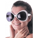 Lunettes Diva Blanches