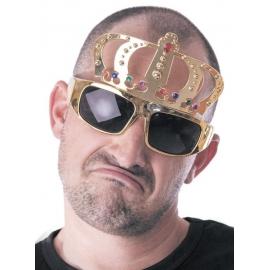 Lunettes couronne roi