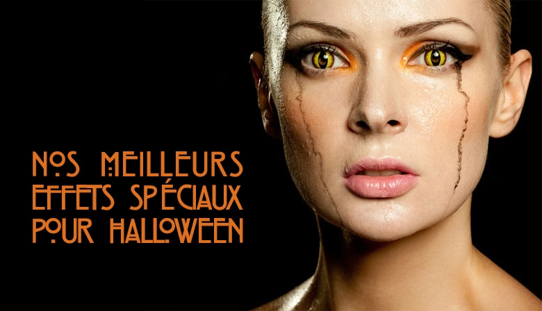 effets speciaux halloween festimania