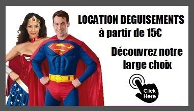 Location déguisements